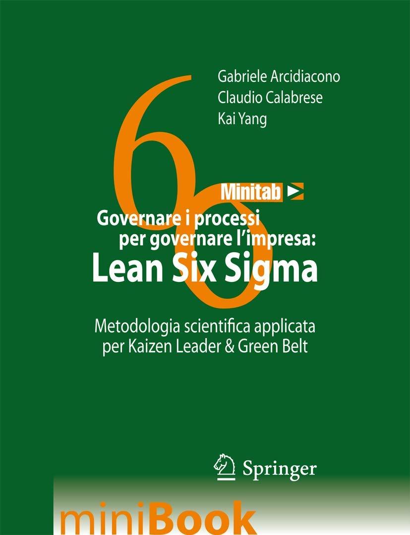 Governare i processi per governare impresa Lean Six Sigma