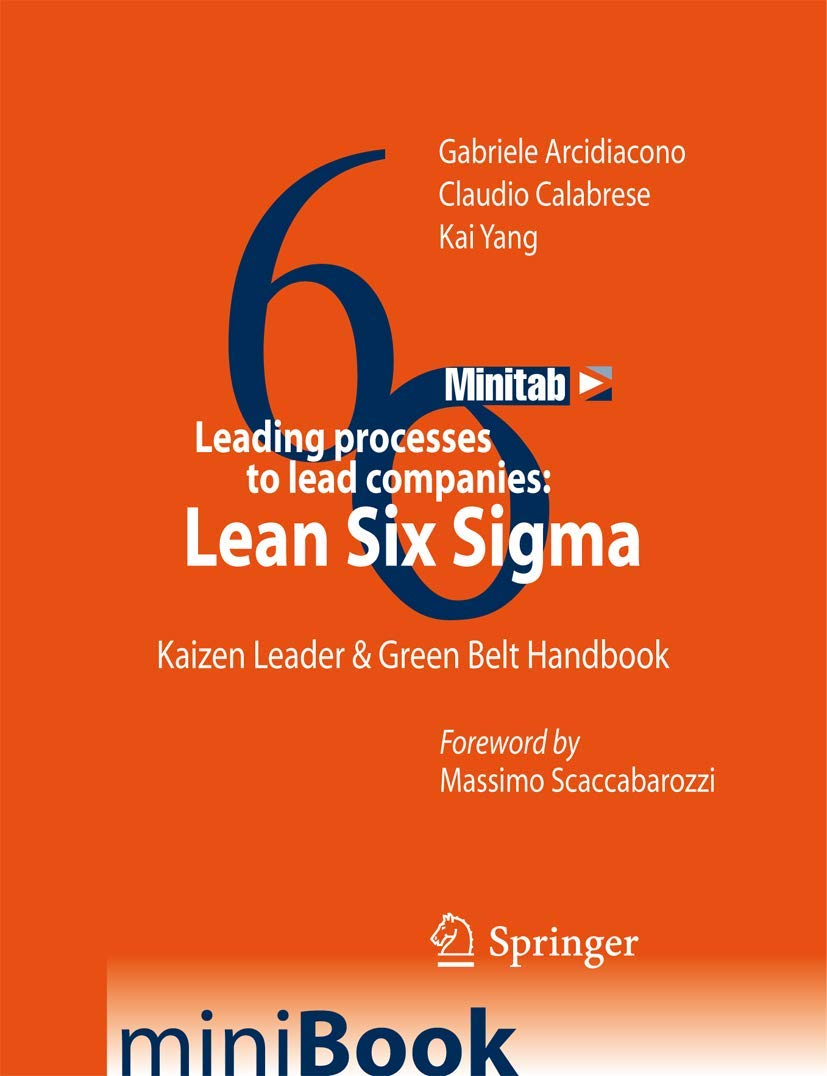 Leading processes to lead companies Lean Six Sigma