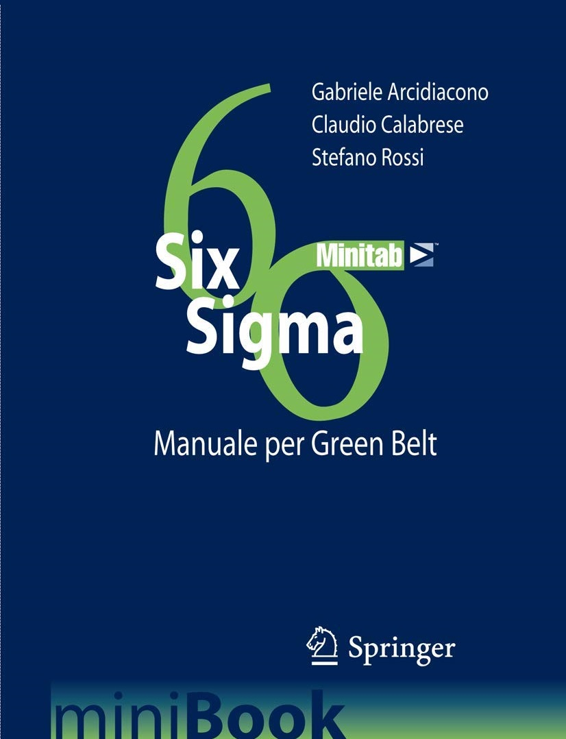 Six Sigma Manuale per Green Belt